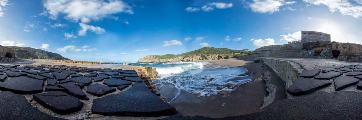 Fotografo panoramiche 360 gradi, Contact, Luca Candela Photographer