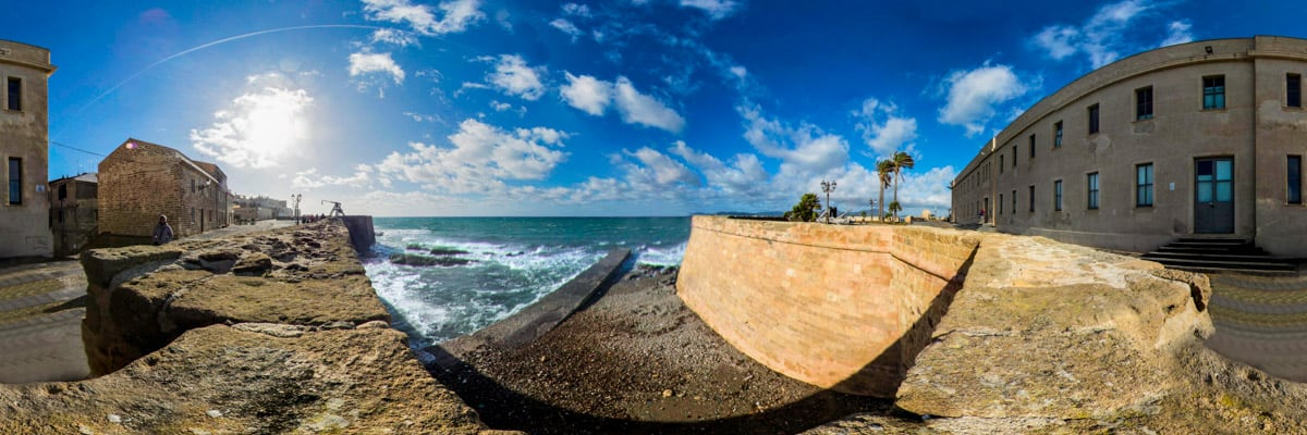 Fotografo Panoramiche 360 Streetview, Welcome, Luca Candela Photographer
